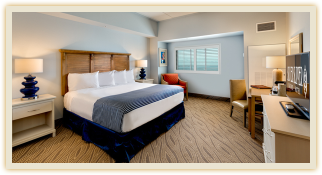 Photo Of King Rooms For Hotels In Bay St. Louis, MS – Silver Slipper Casino