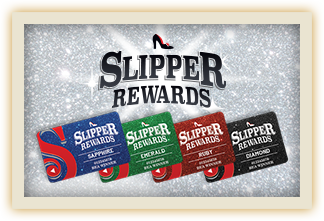 Casino Rewards Club Cards Image - Silver Slipper Casino